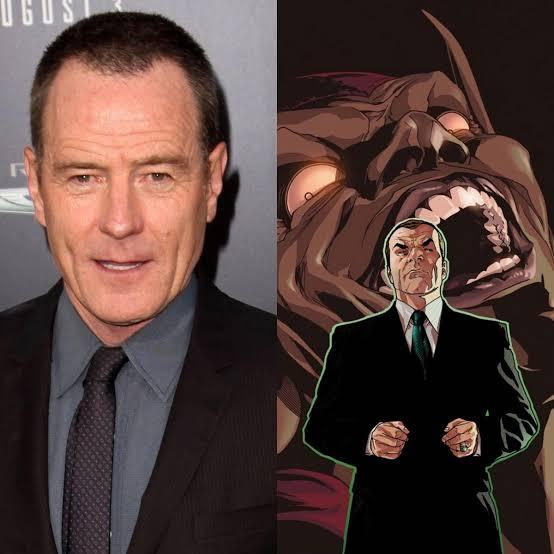 Rumor: ¿Bryan Cranston sería Norman Osborn? 1