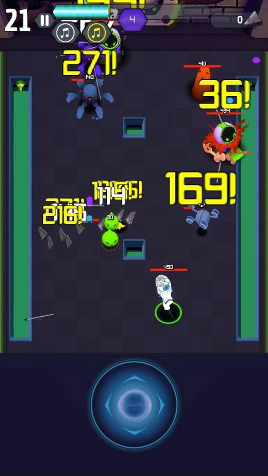 Cyber Hero: Mission Runner se lanzará el 24 de Marzo 8