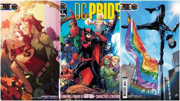 DC Comics, DC Pride