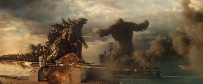 Warner Godzilla vs. Kong