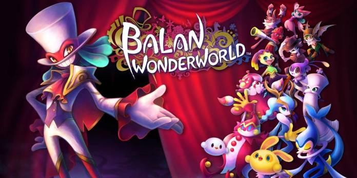 Balan WonderWorld: Un nivel del juego estaría causado epilepsia a los jugadores!