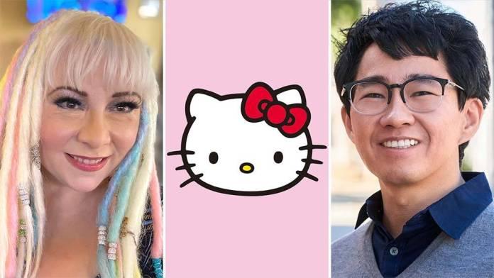Hello Kitty, Jennifer Coyle y Leo Matsuda