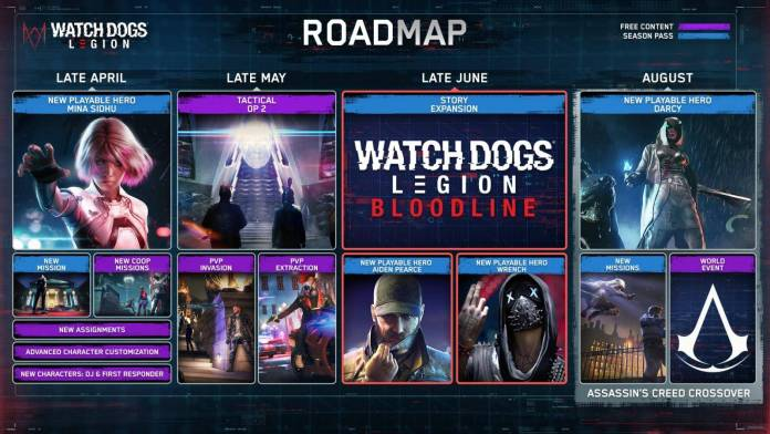Watch Dogs: Legion estará gratis este fin de semana 1