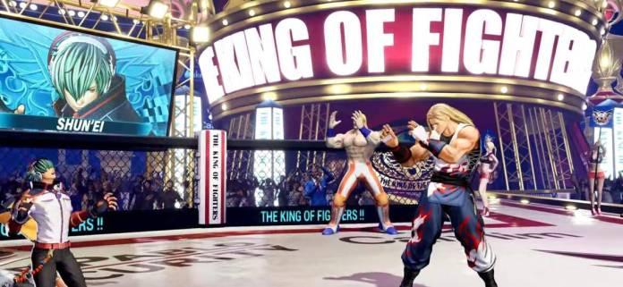Andy Bogard se presenta en The King of Fighters XV 6