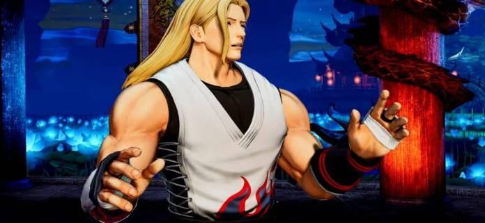 Andy Bogard se presenta en The King of Fighters XV 5