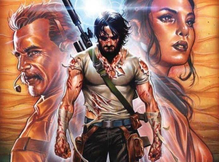 El cómic Brzrkr hecho por Keanu Reeves tendrá película y serie de anime protagonizada por él mismo 1