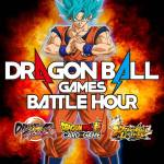 Dragon Ball Games Battle Hour portada