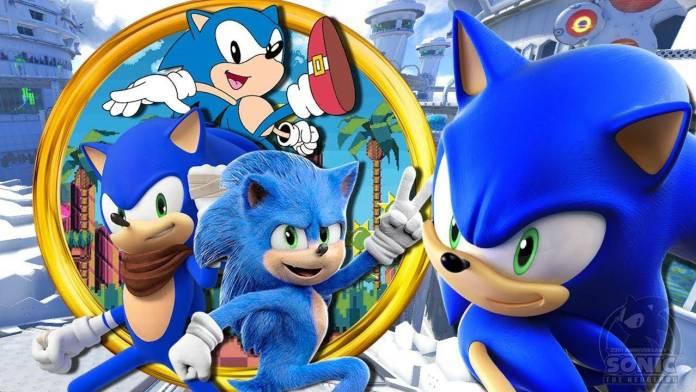 Sonic The Hedgehog presenta plushies de la colección club mochi-mochi de TOMY