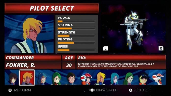 Robotech: The Macross Saga HD Edition se lanza el 4 de marzo para Switch 4