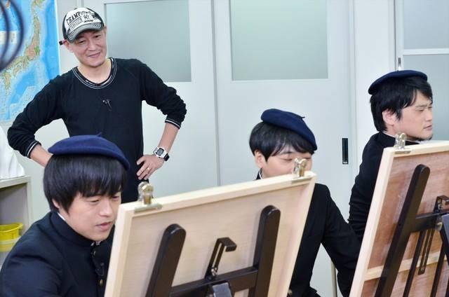 FlashBack: ¿Recuerdan cuando Mazahasu Katsura enseñaba a dibujar 'H' en televisión pública? 6