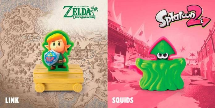 Burger King anuncia colección especial de Nintendo 1