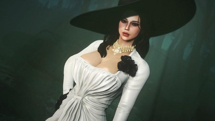 Lady Dimitrescu, Fallout, Resident Evil