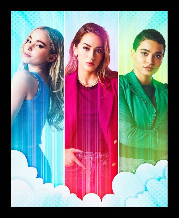 Powerpuff: ¡Mira el primer vistazo a las nuevas Chicas Superpoderosas! 1