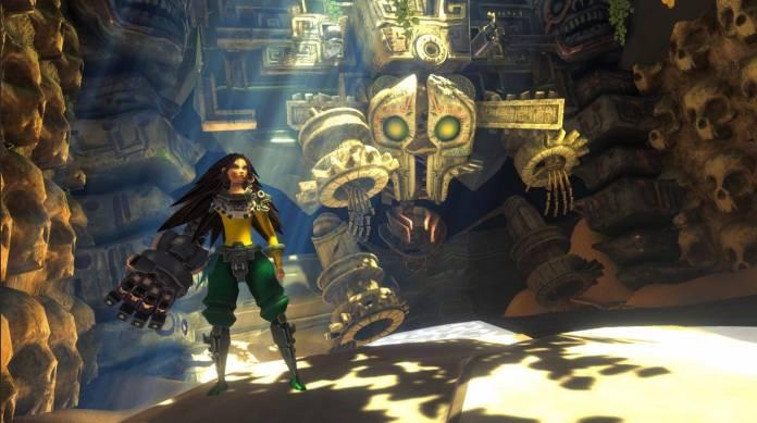 Lienzo presenta Aztech Forgotten Gods para todas las plataformas 4