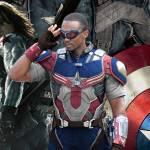 Captain America, Falcon, Anthony Mackie