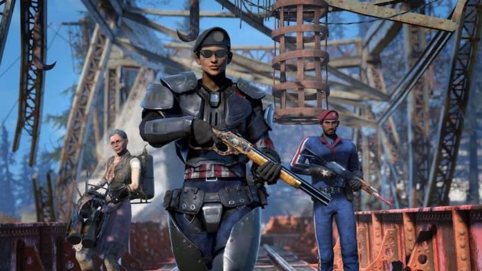 """Fallout 76: Llega la nueva actualización """"Locked and Loaded"""" 2"""