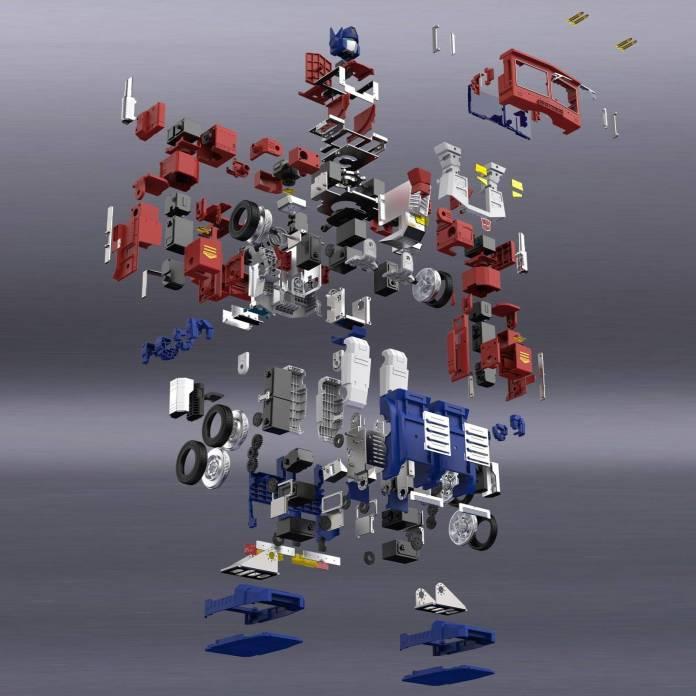 Hasbro, Transformers, Optimus Prime 2