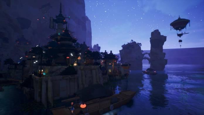 Tasomashi: Behind the Twilight ya se encuentra disponible en PC vía Steam y otras plataformas 4