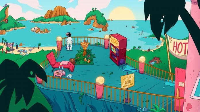 Leisure Suit Larry: Wet Dreams Dry Twice llegará a Xbox One, PS4 y Switch el 18 de mayo 5