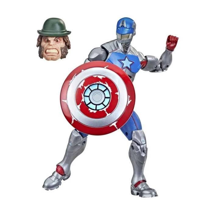 Marvel Legends: Civil Warrior