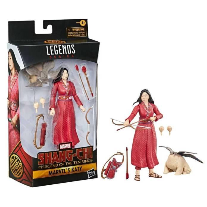 Marvel Legends: Katy (Target)
