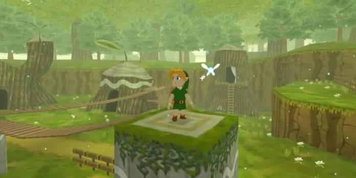 Fan transforma The Legend of Zelda Wind Waker en Ocarina of Time con este divertido Mod.