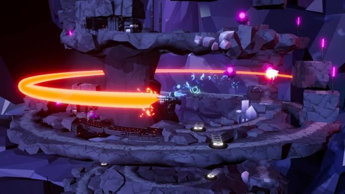 Orbital Bullet: El juego de acción y plataformas 360°, ya está disponible en Steam Early Access 1