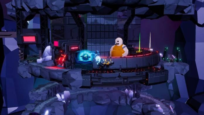 Orbital Bullet: El juego de acción y plataformas 360°, ya está disponible en Steam Early Access 4