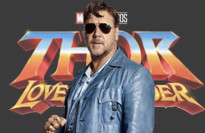 Russel Crowe habla sobre su papel en Thor: Love And Thunder 1