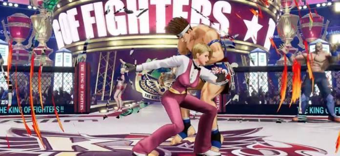 King también estará en The King of Fighters XV 1