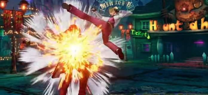 King también estará en The King of Fighters XV 8