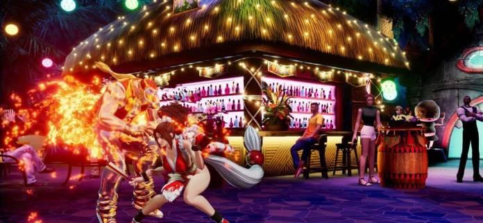 Se confirma la presencia de Mai Shiranui en The King of Fighters XV 5