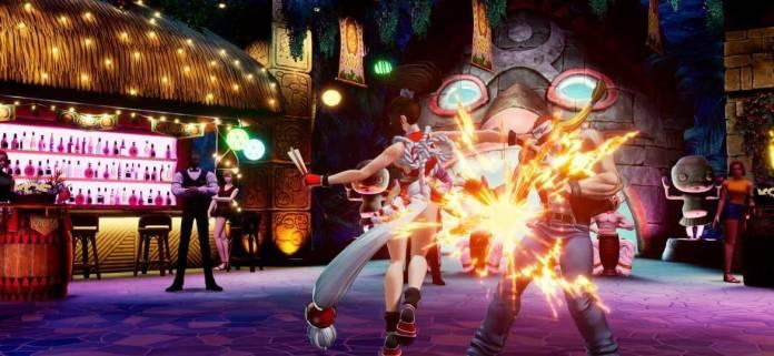 Se confirma la presencia de Mai Shiranui en The King of Fighters XV 4