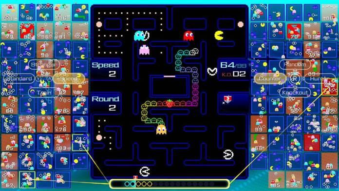 ¿Recuerdan a Pac-Man? ¡Regresó en Pac-Man 99! 2