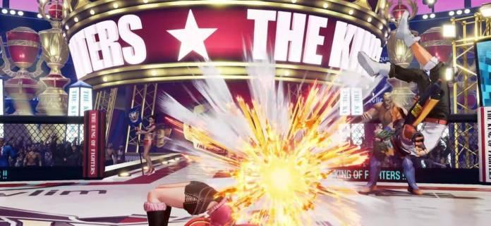 Shermie estará en The King of Fighters XV 6