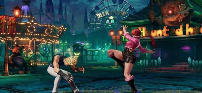 Shermie estará en The King of Fighters XV 13