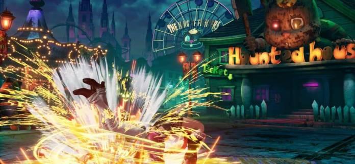 Shermie estará en The King of Fighters XV 10