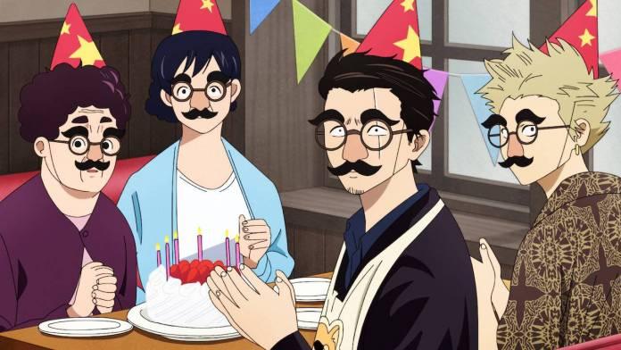 The Way of the Househusband animación Netflix