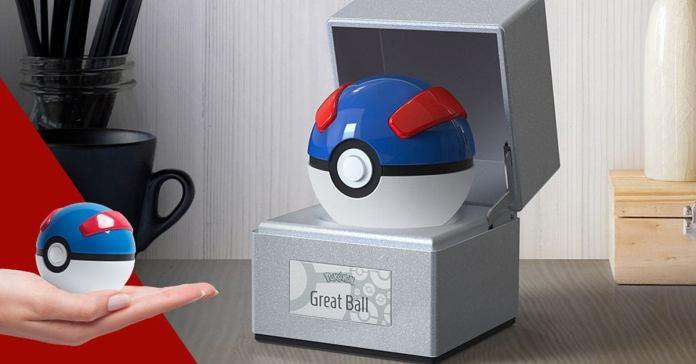 Pokémon presenta replicas oficiales de poké-balls que saldrán este 2021!