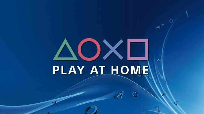 Play at Home añade mas contenido gratuito para todos los usuarios de PlayStation 4 y PlayStation 5.