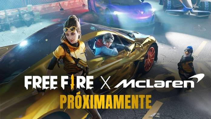 El desarrollador líder de videojuegos, Garena ha presentado una colaboración entre McLaren Racing y el exitoso juego de Free Fire. Esta colaboración vendrá acompañada de contenido exclusivo, varias funciones, así como, diferentes campañas promociones en redes sociales y activaciones en vivo. Acompáñanos a conocer más detalles.
