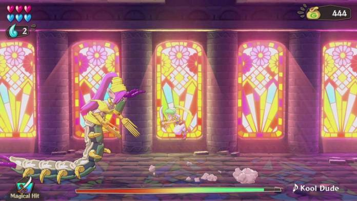 Review: Wonder Boy: Asha in Monster World (PlayStation 4) 6