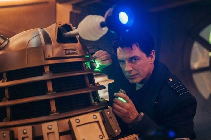 Doctor Who, John Barrowman, Jack Harness