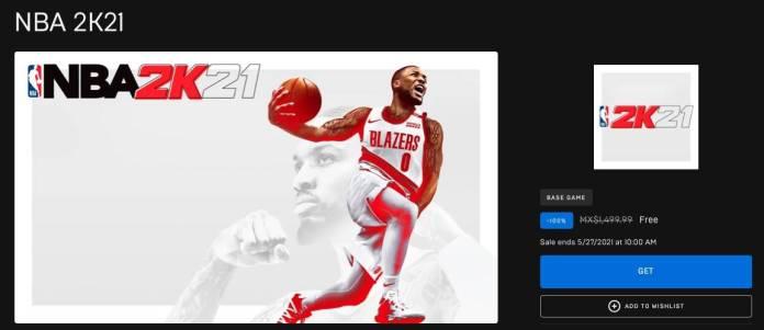 NBA 2K21: Revela la actualización No. 9 en el Courtside Report 1