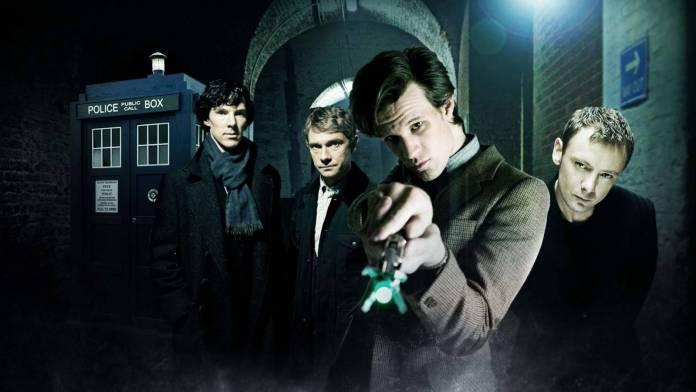 Doctor Who Sherlock