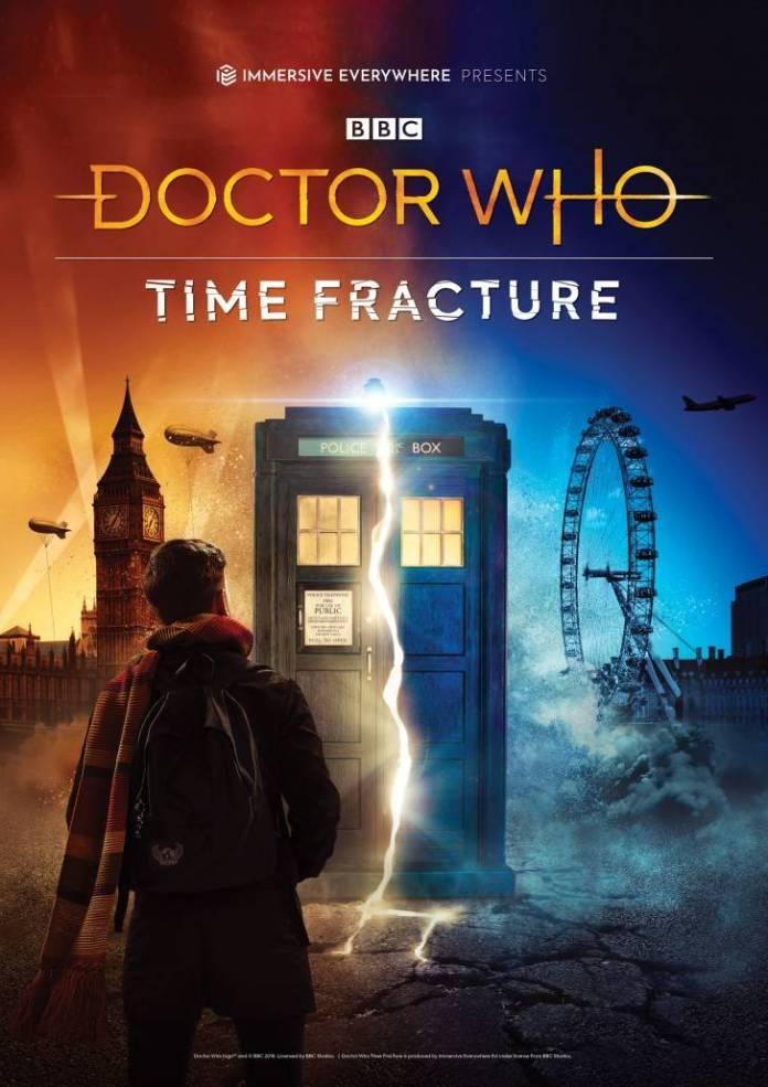 Doctor Who: John Barrowman es eliminado de 'Time Fracture' tras controversia 1