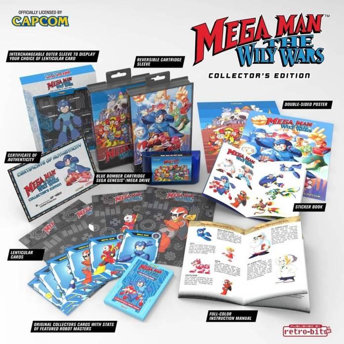 ¡Mega Man - The Wily Wars ya disponible en pre-venta para Genesis/Mega Drive! 2