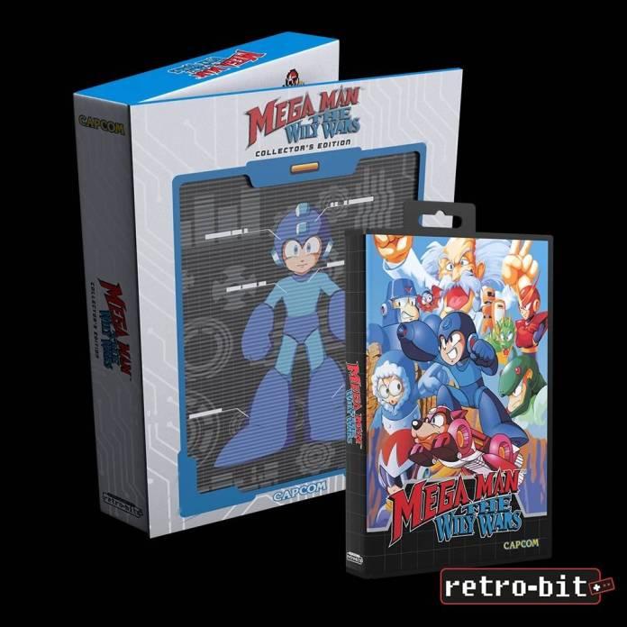¡Mega Man - The Wily Wars ya disponible en pre-venta para Genesis/Mega Drive! 1