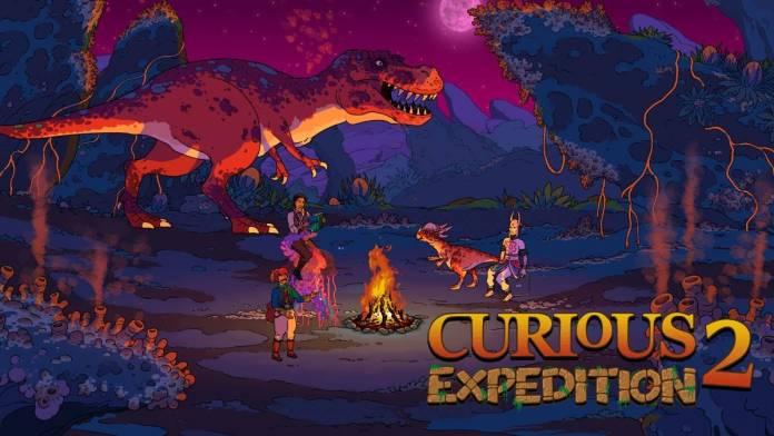 "Curious Expedition 2: La actualización ""The New Director"" llega a Steam"