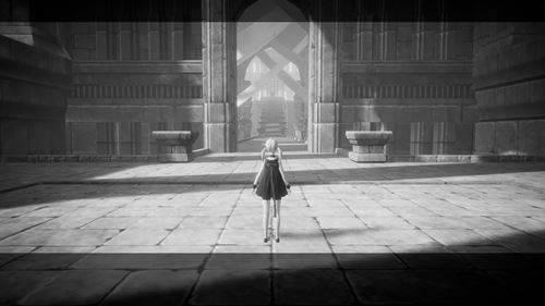 """Nier Reincarnation nos relata la historia de una chica que se encuentra atrapada en un lugar conocido como """"La Caja"""", en donde tendrá que confiarse de una criatura llamada Mama para emprender la aventura más importante de su vida."""